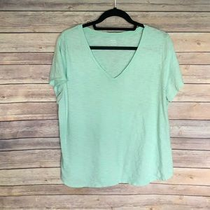 Old Navy Relaxed V-Neck